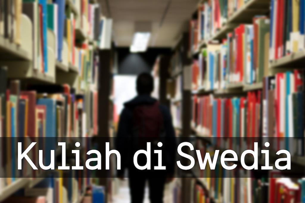 Kuliah di Swedia