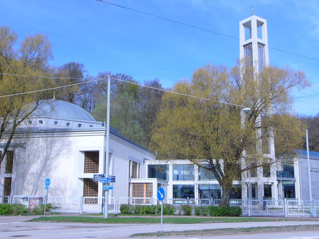 Masjid Goteborg. dari Wikipedia