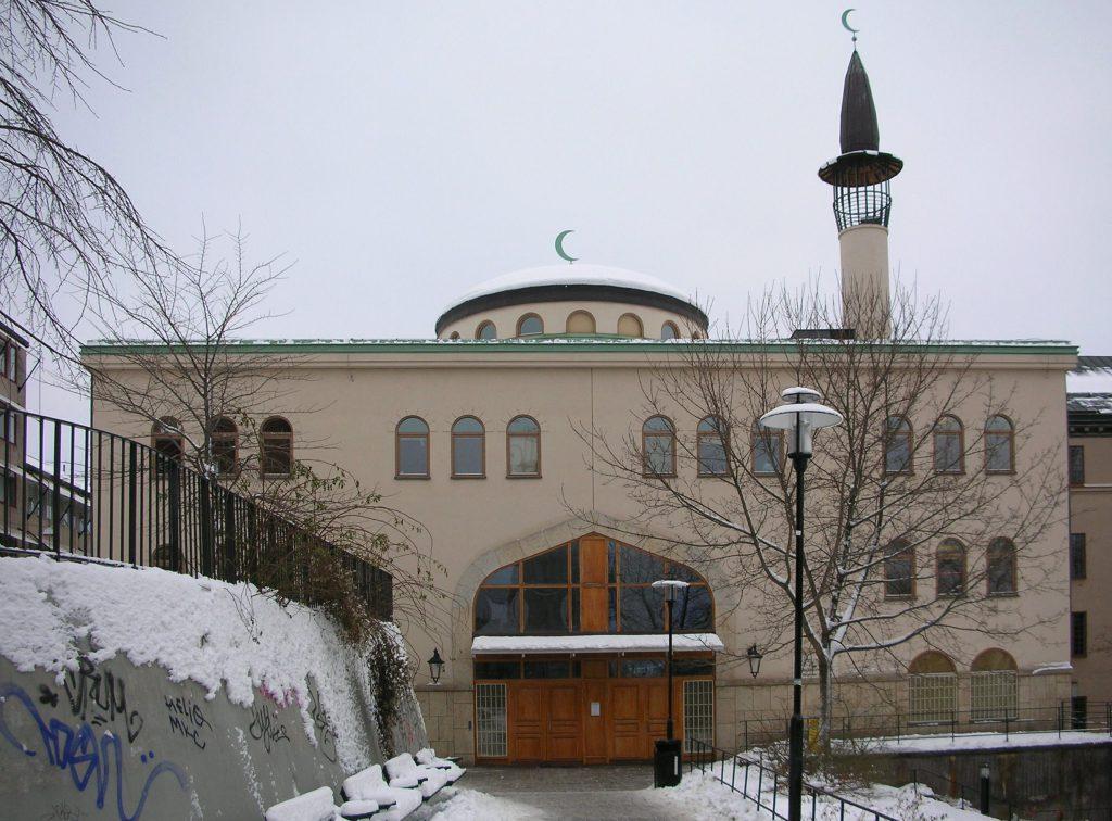 Masjid Stockholm. Dari Wikipedia
