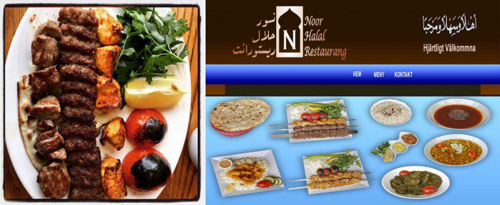 Restoran halal Noor