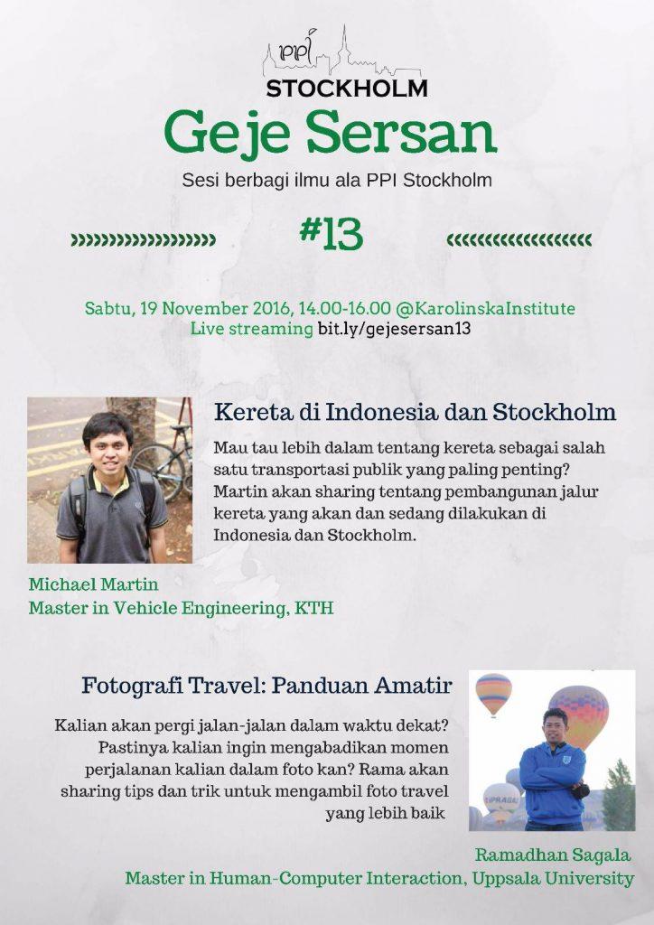Geje Sersan #13