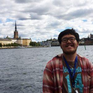 Si Philipe di Stockholm
