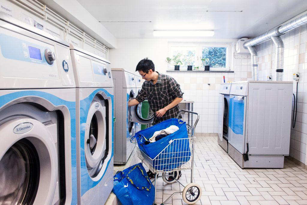 Tempat laundry