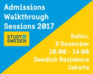 admissions walkthrough 2017